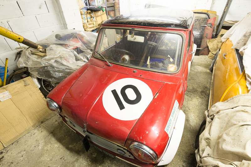 CPJ 139B - the 'family' mini runabout and successful race car