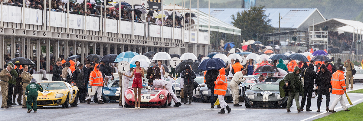 Goodwood assembles awesome grids at the Revival