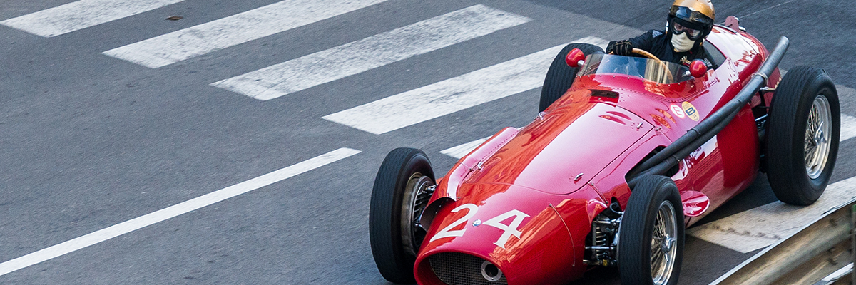 The Monaco Historic Grand Prix is an experience not to be missed