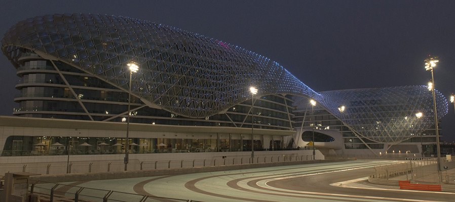 <h1>2016 F1 Grand Prix of Abu Dhabi</h1><p>25th-27th November 2016<br/>Incredible hotels, fabulous race circuit, awesome welcome...</p>